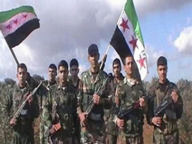 الجيش السوري الحر يفرض الخدمة العسكرية الاجبارية على شباب الغوطة