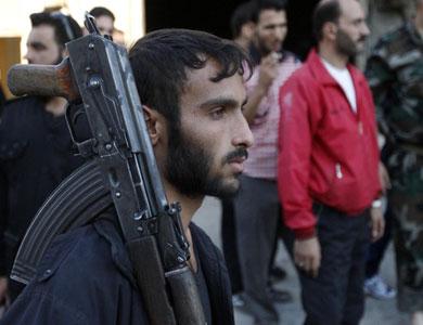 الإعلان عن تشكيل جيش إسلامي في سورية