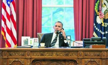 هل كان اوباما ينوي ضرب سوريا ام كان يريد فتح الحوار مع ايران .. ؟