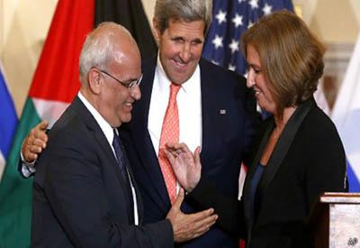 صحيفة: دخول المفاوضات الاسرائيلية الفلسطينية في طريق مسدود