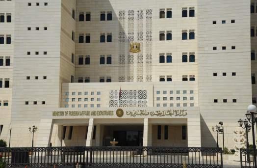 الخارجية السورية: سنتصدى للعدوان التركي ومستعدون لاحتضان «الأبناء الضالين»