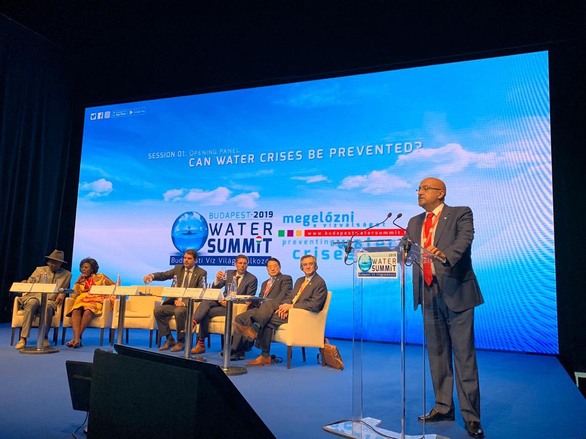 الأردن يشارك في أعمال مؤتمر وفعاليات بودابست العالمي للمياه