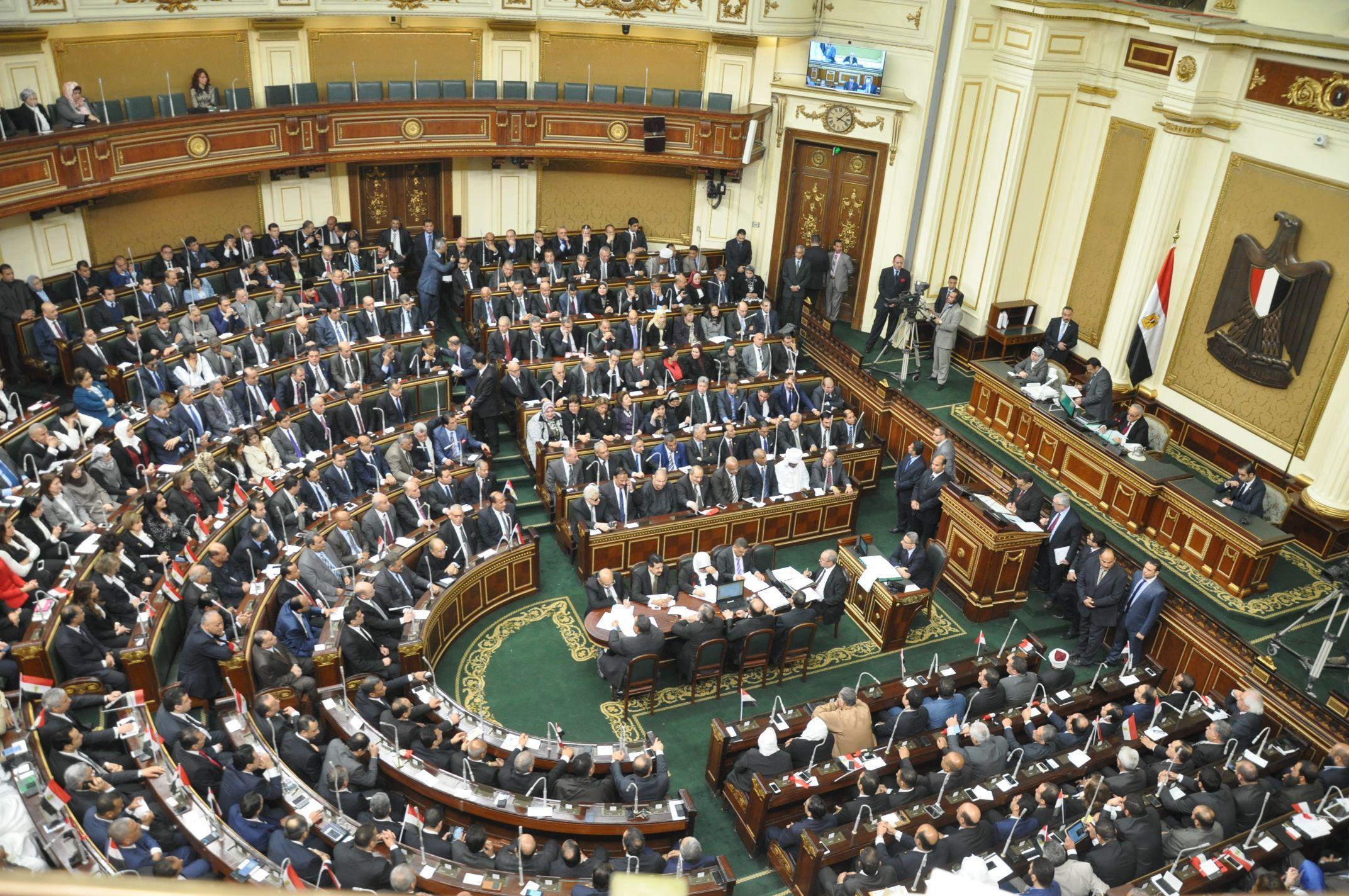 مجلس النواب المصري يؤيد الجيش في العملية الشاملة للحرب على الإرهاب