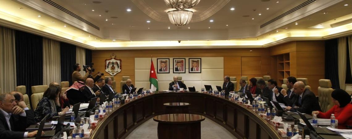 مجلس الوزراء يقر النظام المعدل لنظام الابنية والتنظيم بعمان لسنة 2019