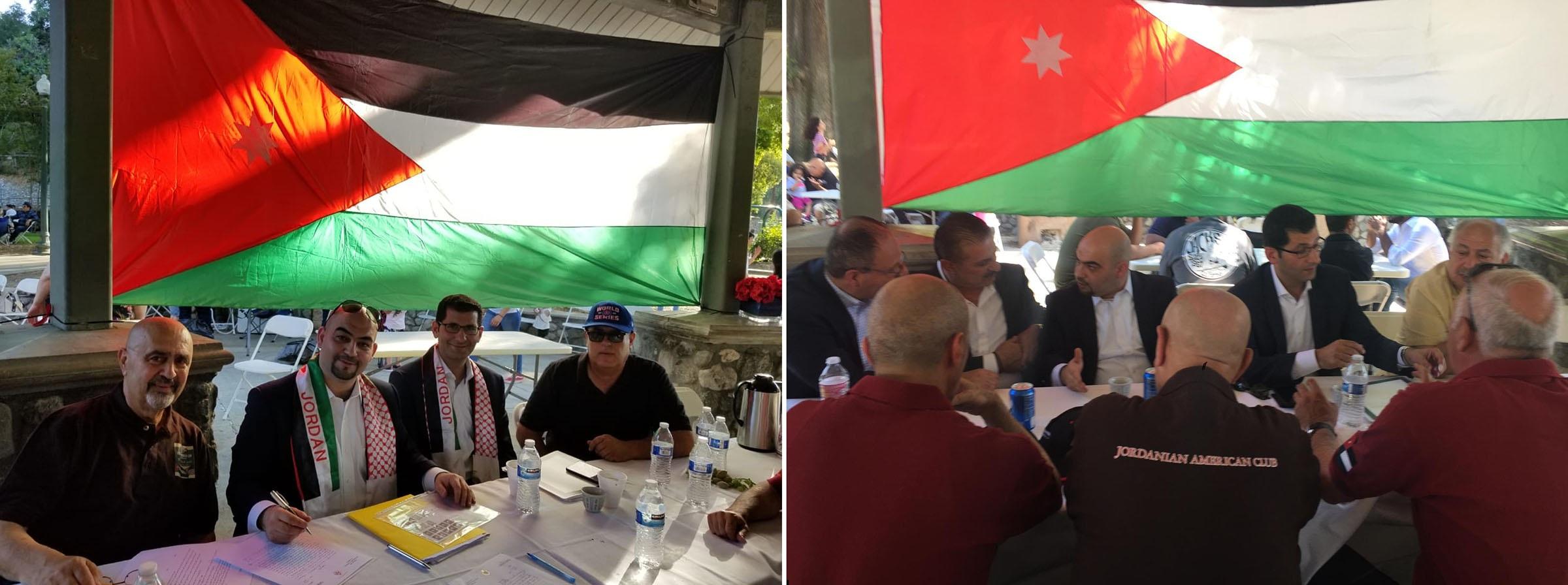 سفارة المملكة بواشنطن تعزز التعاون مع الأردنيين المقيمين بامريكا