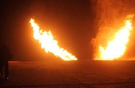 مصر: انفجار استهدف خط الغاز الرئيسي المغذي لمدينة العريش