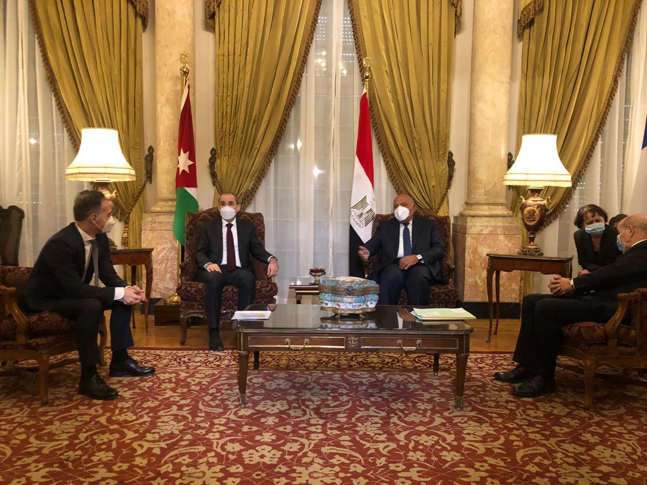 الصفدي يشارك بالاجتماع الوزاري الرابع في اطار مجموعة ميونخ