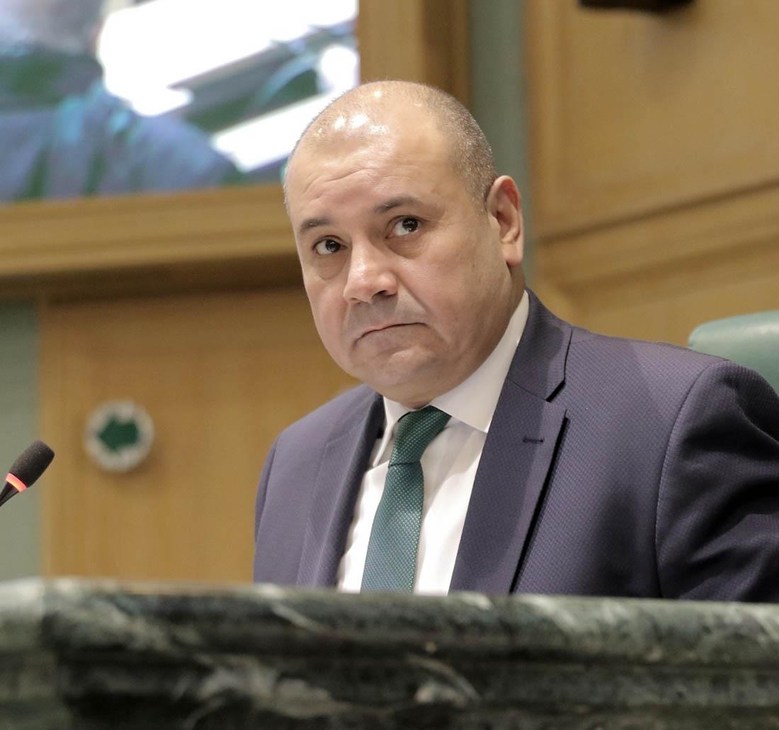 رئيس مجلس النواب يلتقي السفير التونسي لدى المملكة