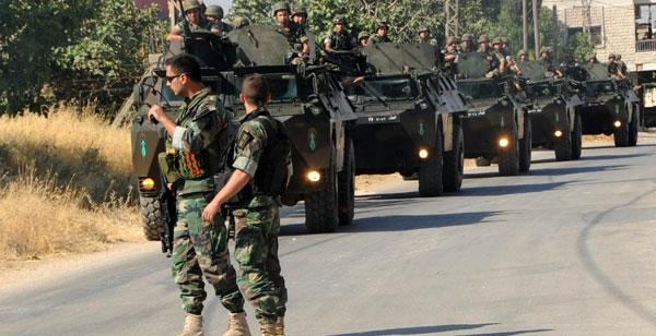 الجيش اللبناني: اصابة 31 عسكريا باحتجاجات طرابلس