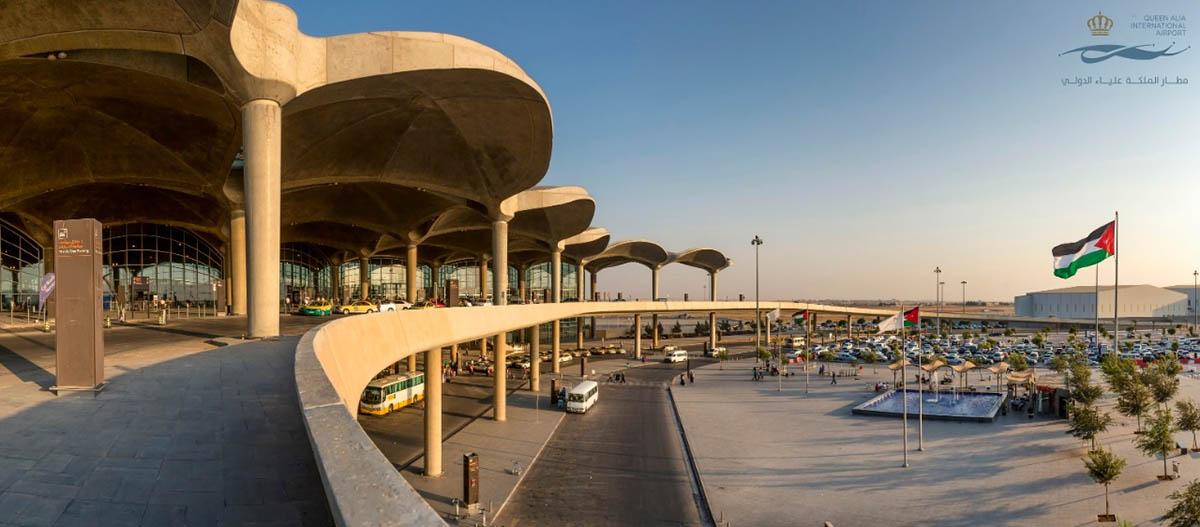 مطار الملكة علياء يحرز المركز الأول بالقدرة الاستيعابية