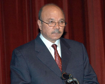 رئيس مجلس الاعيان ينعى العين الاسبق الدكتور نبيل الشريف