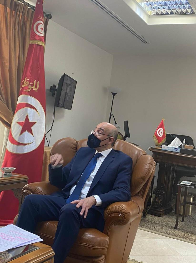 السفير التونسي: الاردن بقيادة الهاشميين رمز للصمود