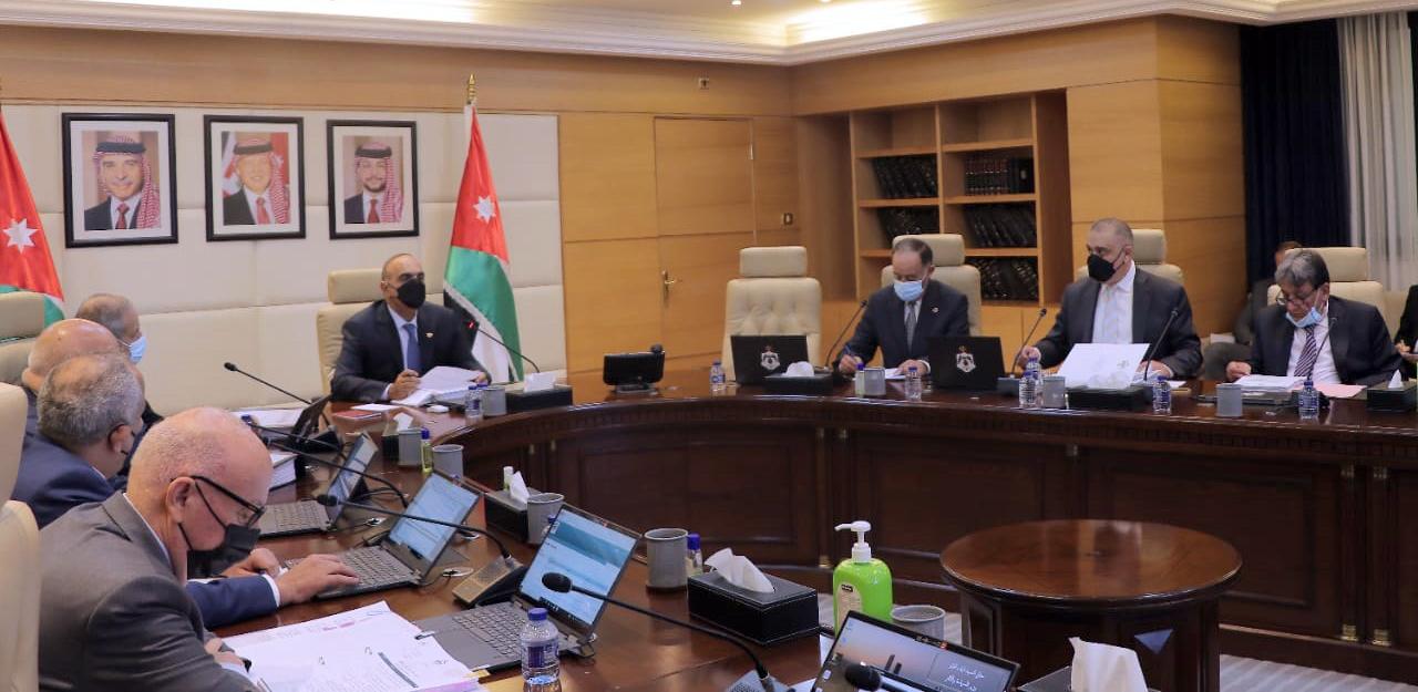 قرارات مجلس الوزراء الأردني