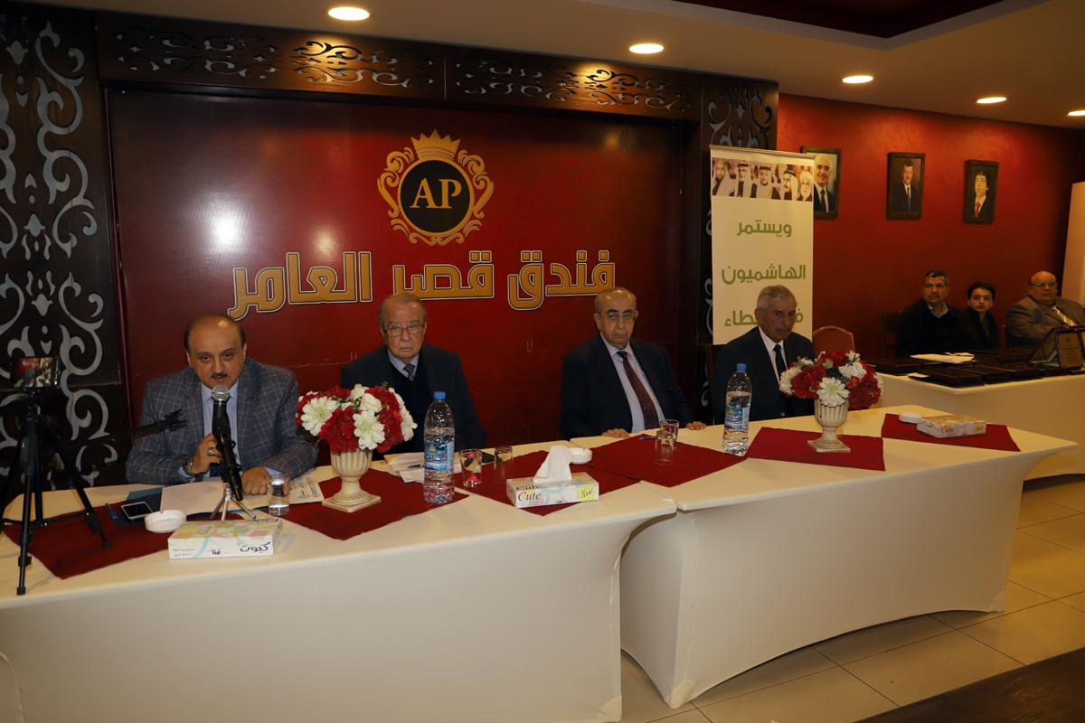 متحدثون يستحضرون تضحيات الهاشميين لأجل الوطن وقضايا الأمة