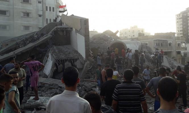 المركز الفلسطيني: جيش الاحتلال يستبيح المنشآت المدنية ويدمر مؤسسة المسحال الثقافية