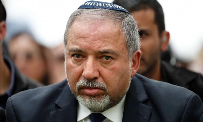 ليبرمان: الفترة الحالية الأكثر هدوءاً بغزة منذ 1967
