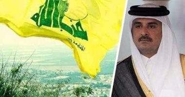 في مواصلتها لمكايدة الرياض.. قطر تدعم حزب الله بـ 35 مليون دولار