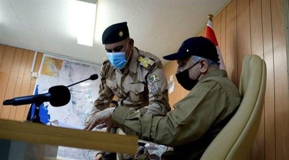 الكاظمي: لا مكان لعودة الإرهاب