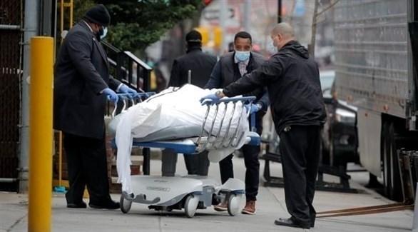 إصابات كورونا في أمريكا تتخطى 8 ملايين