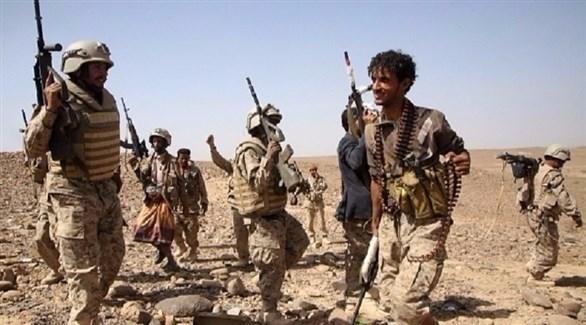 الجيش اليمني يسيطر على مواقع جديدة