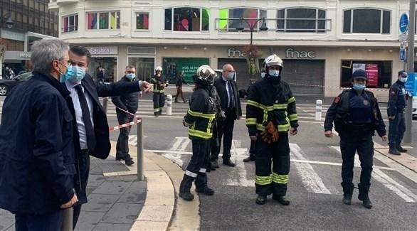 3 قتلى بهجوم طعن في مدينة نيس الفرنسية