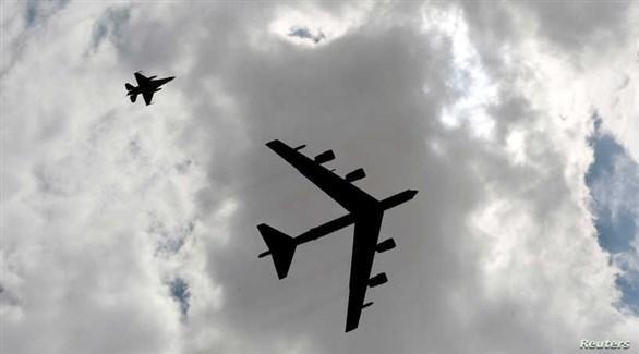 """""""رسالة إلى طهران"""".. واشنطن تنشر قاذفات """"B-52"""" في الشرق الأوسط"""