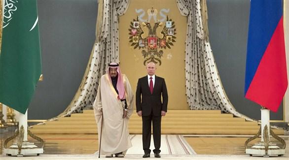 بوتين يُشيد بالتعاون مع السعودية لضمان استقرار أسواق النفط