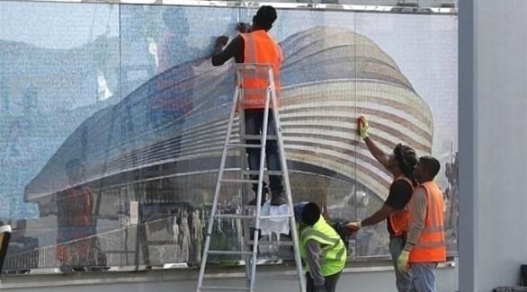 """""""سرقة أجور"""" لا سابق لها للعمال في قطر"""