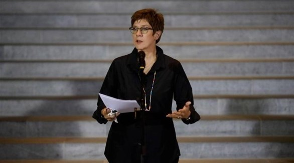 وزيرة الدفاع الألمانية: سنواصل المهمة ضد داعش في العراق