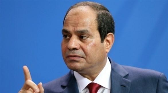 السيسي يحذر من حملات تهدف لإسقاط مصر