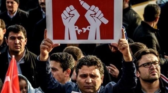 تركيا: 361 دعوى ضد صحافيين وسجن 70 منهم في 2020