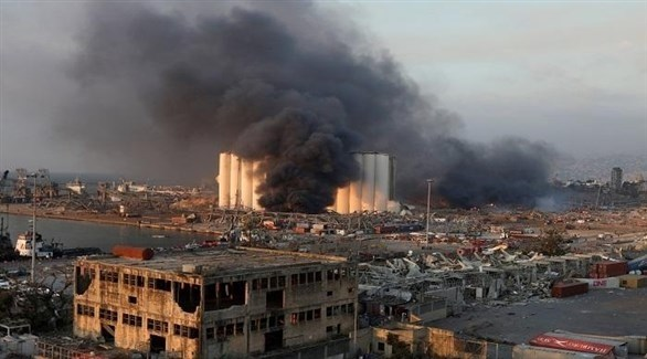 تحقيقات بريطانية على صلة بانفجار بيروت