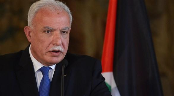 السلطة الفلسطينية تجدد الدعوة لعقد مؤتمر دولي للسلام