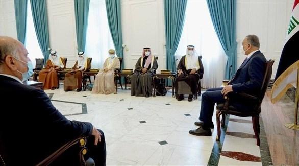 العراق يدعو إلى الإسراع بالربط الكهربائي مع الخليج