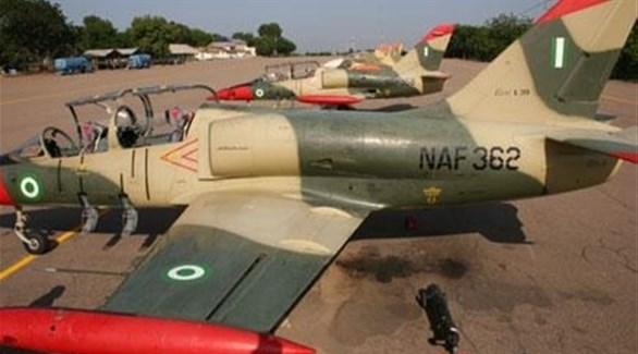 تحطم طائرة عسكرية نيجيرية لدى اقترابها من مطار أبوجا