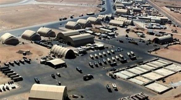 استهداف قاعدة عين الأسد في العراق بـ10 صواريخ