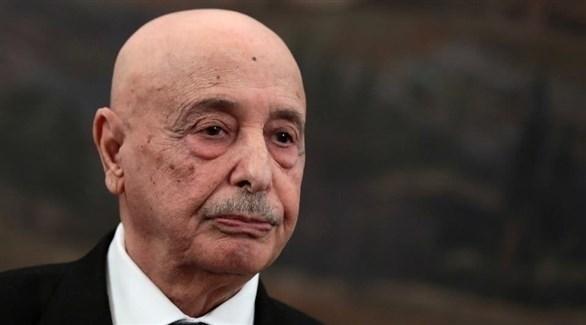 عقيلة صالح: السلطة الجديدة في ليبيا ستطلب من تركيا الرحيل