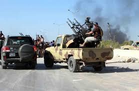 قوات الجيش الوطني الليبي تسيطر على مدينة مزدة