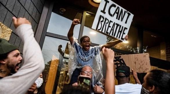 أمريكا: سلب ونهب لليوم الثاني على التوالي في احتجاجات على مقتل رجل أسود في مينيابوليس