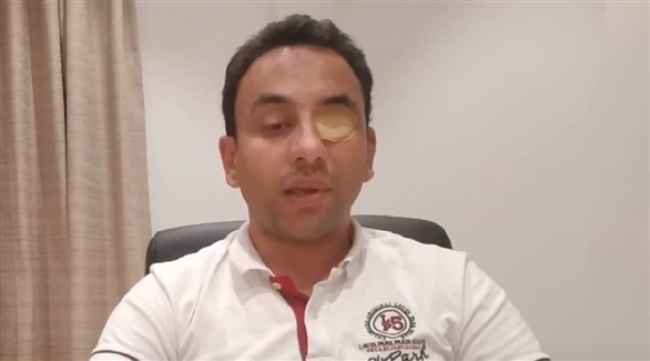 معتقل ليبي سابق: وزير داخلية الوفاق فقأ عيني في سجن معيتيقة
