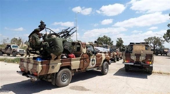 الخارجية الليبية تحشد ضد العدوان التركي
