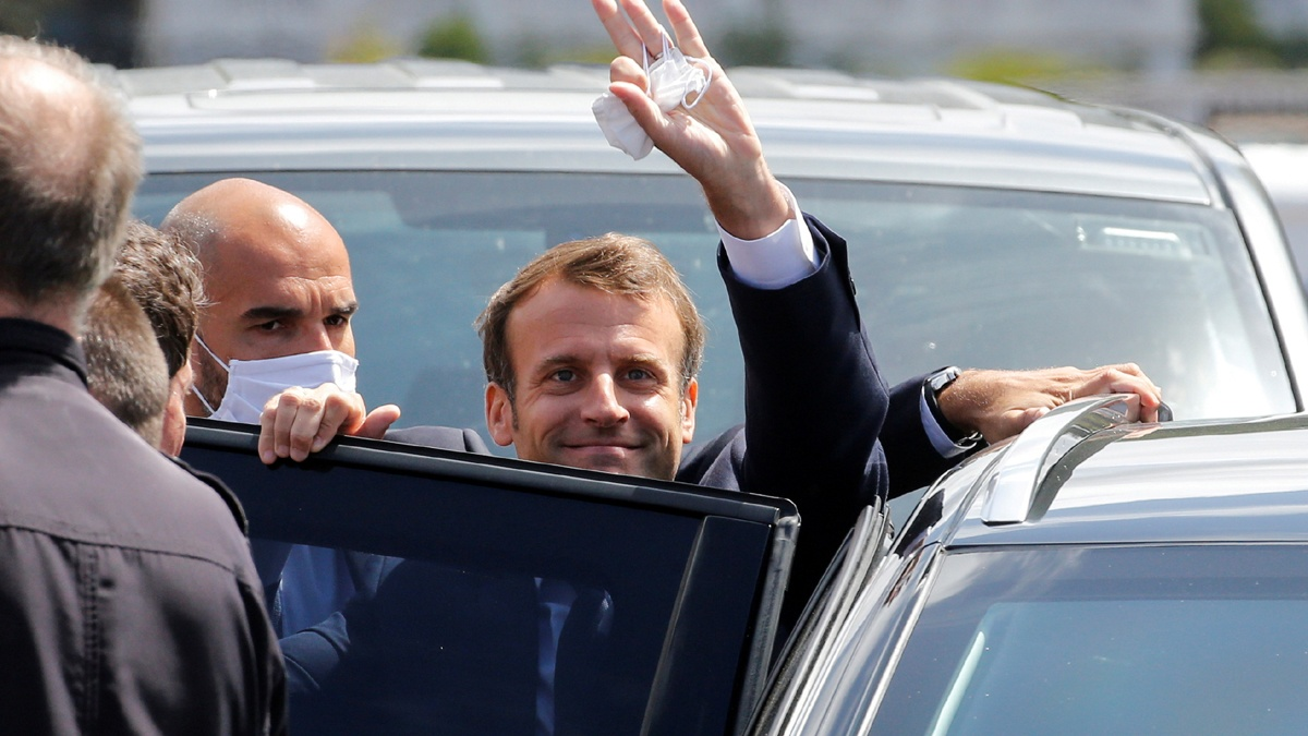 فرنسا.. حزب ماكرون يتكبد بضع هزائم بالانتخابات البلدية