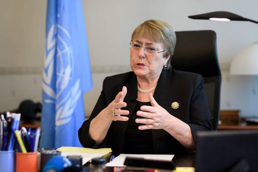 """مفوضة حقوق الإنسان: مخطط ضم أجزاء من الضفة """"غير شرعي"""""""