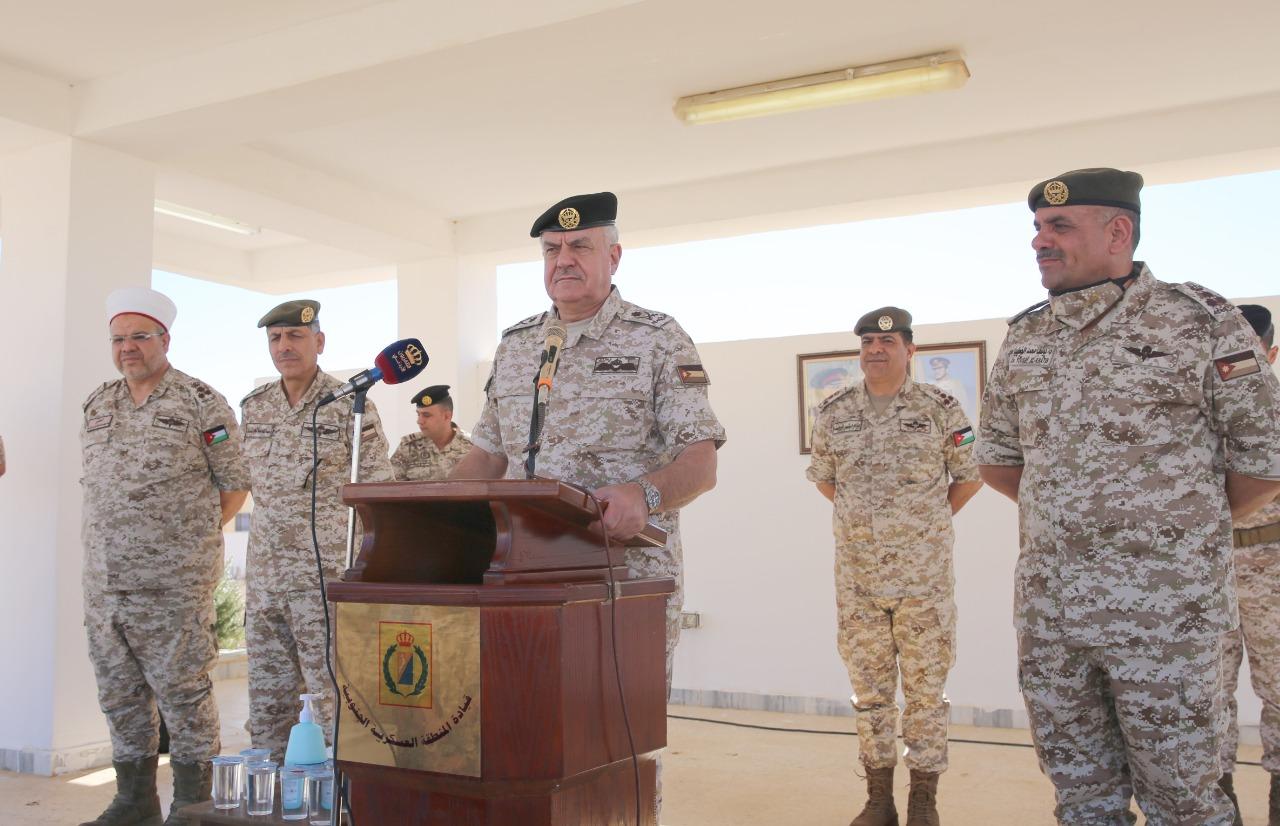 اللواء الحنيطي : القوات المسلحة مستمرة في مكافحة ومنع انتشار فيروس كورونا