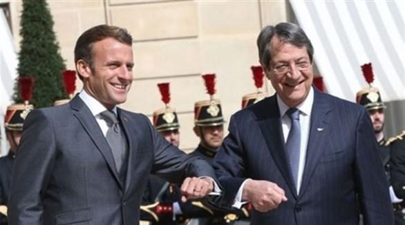 فرنسا وقبرص تفعلان اتفاقية الدفاع المشترك وسط التوتر مع تركيا