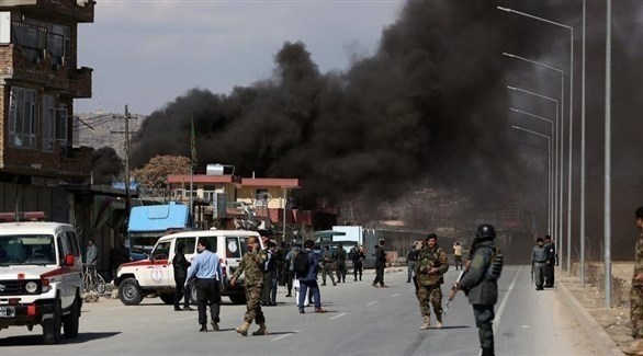 مقتل وجرح العشرات في انفجار وهجوم لمسلّحين على سجن بأفغانستان