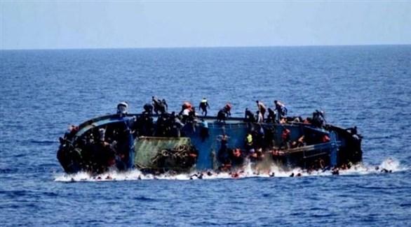 غرق نحو 40 لاجئاً في تحطم قارب قبالة الساحل الموريتاني