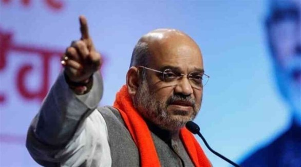 إصابة وزير الداخلية الهندي بكورونا