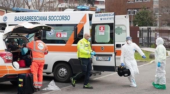 ارتفاع إصابات كورونا في إسبانيا وإيطاليا وفرنسا