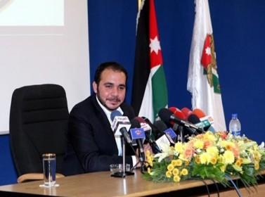 """الأمير علي يترأس اجتماع """"عمومية"""" اتحاد غرب آسيا لكرة القدم"""